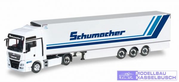 "MAN TGX XXL o6 Kühlkoffer-Sattelzug ""Spedition Schumacher"""