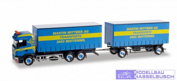 """Scania R13 HL WeGaPlHgz.""""Wittw"""