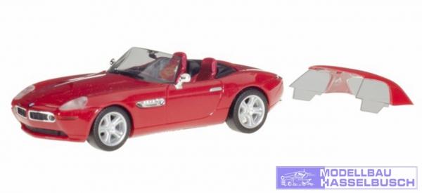 BMW Z8, rot