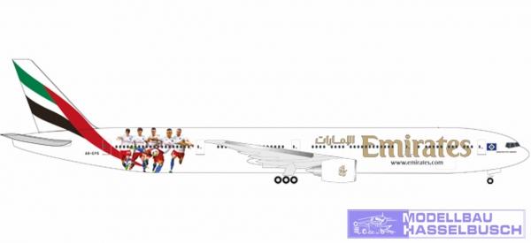 B777-300ER Emirates HSV