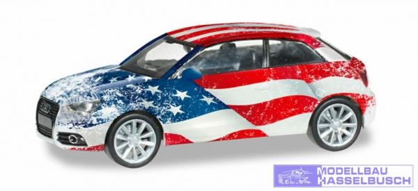 """Audi A1 """"USA"""""""