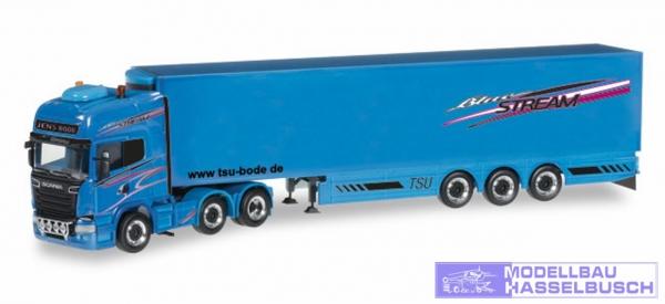 """Scania R TL Kühlkoffer-Sattelzug """"Jens Bode"""""""