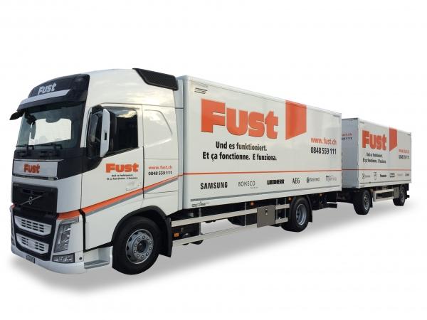 "Volvo FH GL 13 KoHzg ""Fust"""
