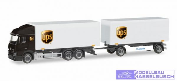 MB Actros StSp 2.5 Hzg UPS