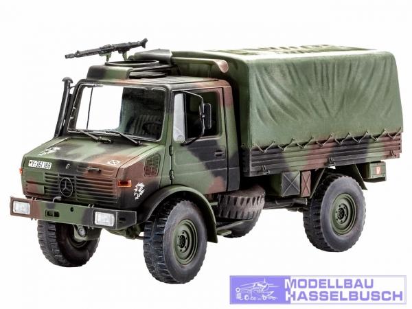 LKW 2t. tmil gl (Unimog)
