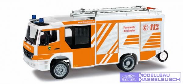 Mercedes-Benz Atego Ziegler Z-Cab Feuerwehr Kirchheim