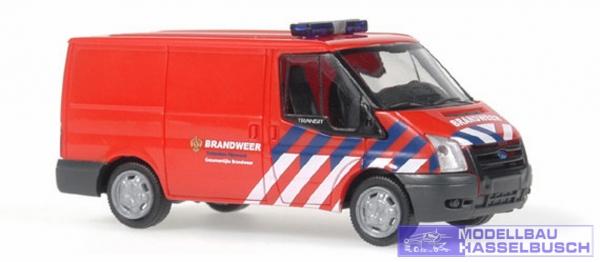 "Ford Transit Kastenwagen, ""Brandweer"" Rotterdam (NL), Epoche V"