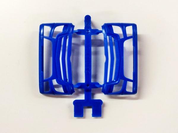 Herpa - Grill Actros-blau