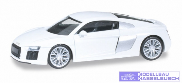 """Audi R8 V10 std. """"ibisweiss"""""""