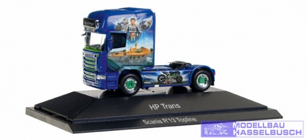 Scania R13 TL HP Trans