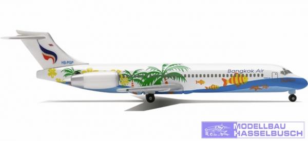 B717-200 Bangkok AirwaysSamu