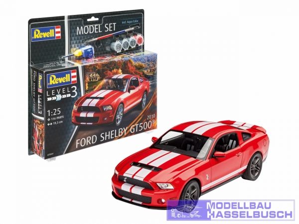 Model Set 2010 Ford Shelby GT