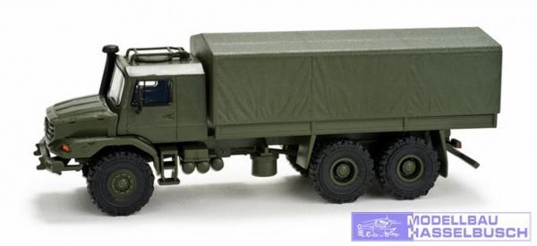 MB Zetros 6x6 P/P BW