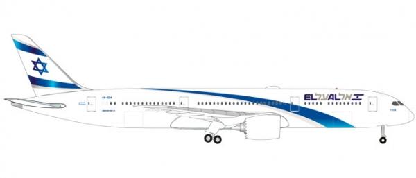 B787-9 El Al