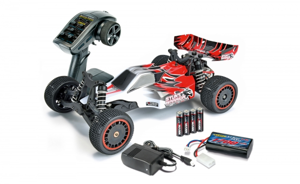 1:10 2WD Stunt Warrior 2,4 GHz 100% RTR