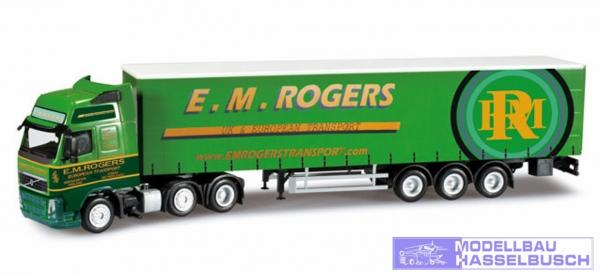 "Volvo FH GL GaPlSzg ""EM Rogers"" (GB)"