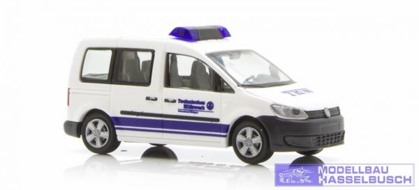 VW Caddy Kombi THW Stuttgart