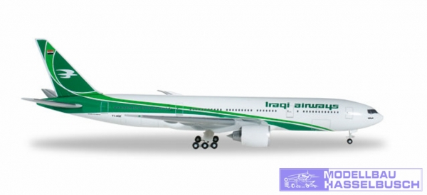 B777-200LR Iraqi Airways