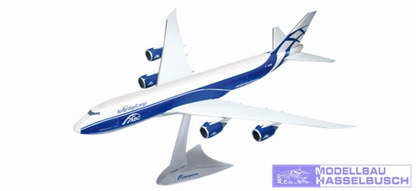 Air Bridge Cargo Boeing 747-8F (1:200)