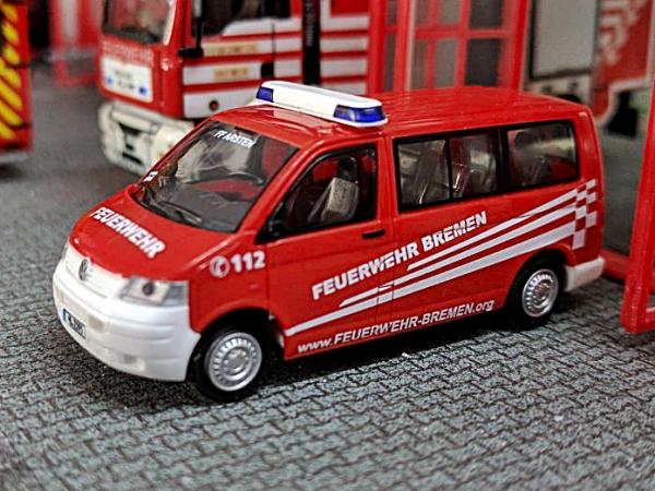 """Feuerwehr Bremen VW T5 - """"FF-Arsten MTF"""" HB-2095"""