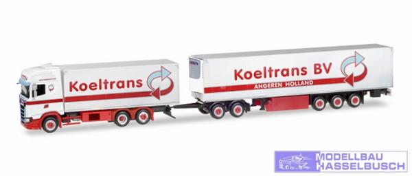"Scania CS Hochdach Eurocombi ""Koeltrans B.V."" (NL)"