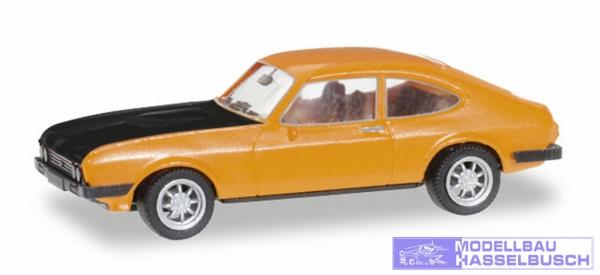 "Ford Capri RS ""orange/schwarz"""