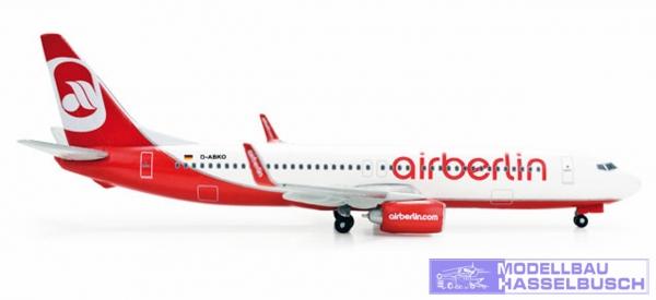 B737-800 Air Berlin D-ABMP