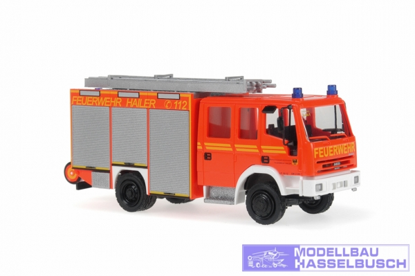 Iveco Eurofire Feuerwehr Hailer