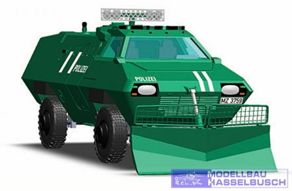 Sonderwagen 4 THYSSEN TM-170 Bereitschaftspolizei Wittlich