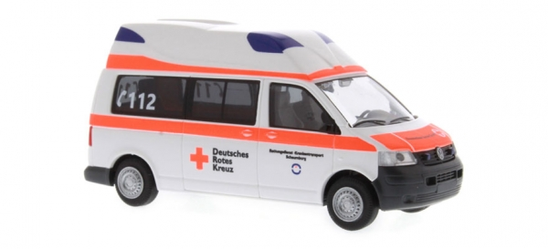 Ambulanz Mobile Hornis Silver DRK Schaumburg