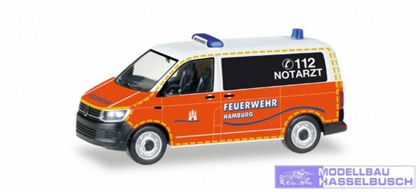 """VW T6 Bus """"Notarzt FW Hamburg"""""""