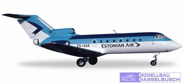 Estonian Air Yakovlev Yak-40