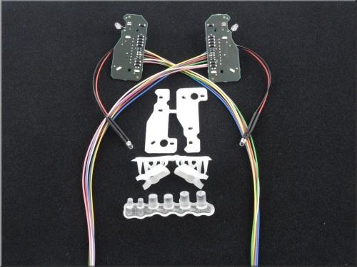 Servonaut LV7MB Actros Scheinwerfer
