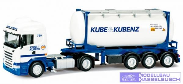 """Scania R Swapcontainer-Sattelzug """"Kube & Kubenz"""""""