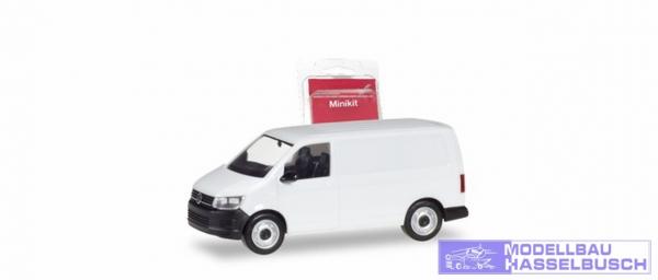 Miki VW T6 Kasten, weiß