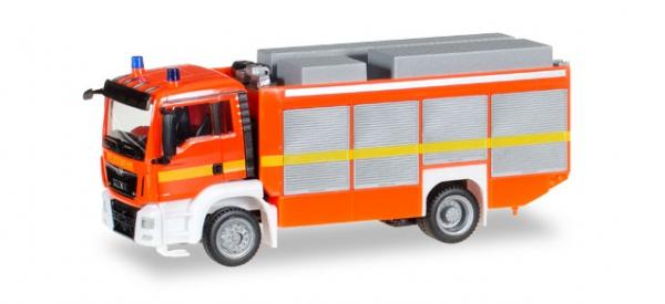 MAN TGS M o 6 Rüstwagen RW2, leuchtrot Feuerwehr