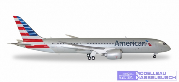 B787-9 American Airlines