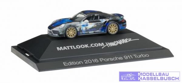 "Porsche 911 Turbo ""Mattlook 3"
