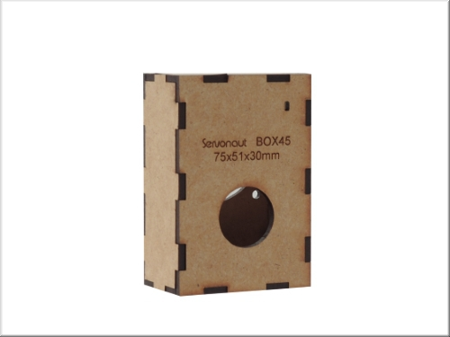 Lautsprecher-Box 45