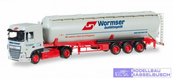 """DAF XF o 6 SC Silo-Sattelzug """"Wormser"""""""