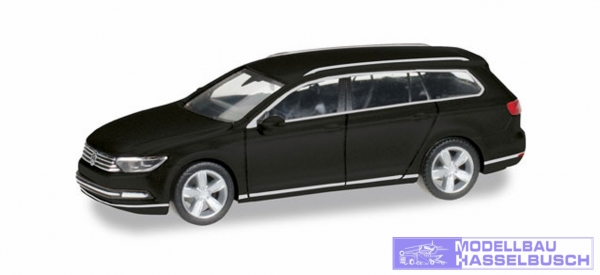 "VW Passat Variant ""deep black"""