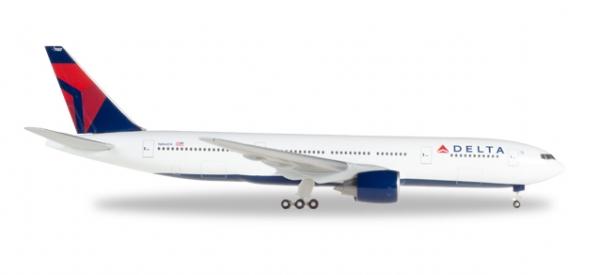 B777-200 Delta Air Lines