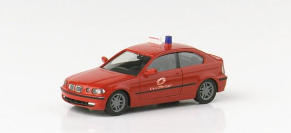 "BMW 3er Compact ELW ""FW Offenbach"""
