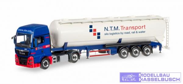 """MAN TGX XXL SiloSzg. """"NTM"""" (NL)"""