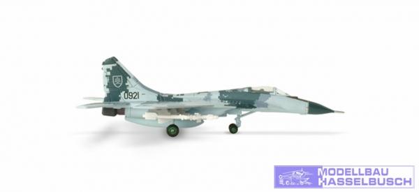 MiG-29AS Slovak Air Force