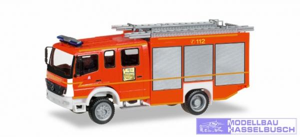 Mercedes-Benz Atego HLF 20 Feuerwehr Hamburg