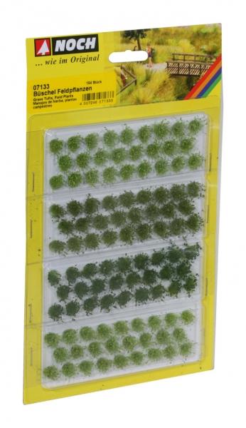 Spur H0 Büschel Feldpflanzen,105 Stück