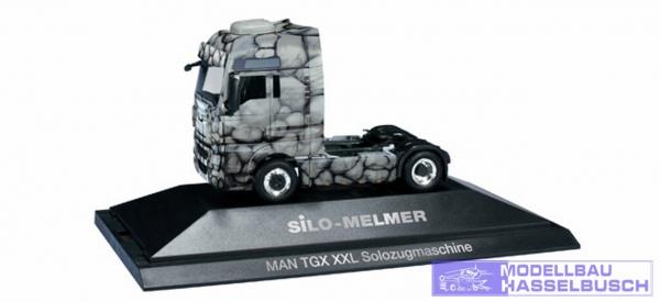 """MAN TGX XXL Zugmaschine """"Melmer Wasser und Steine"""""""