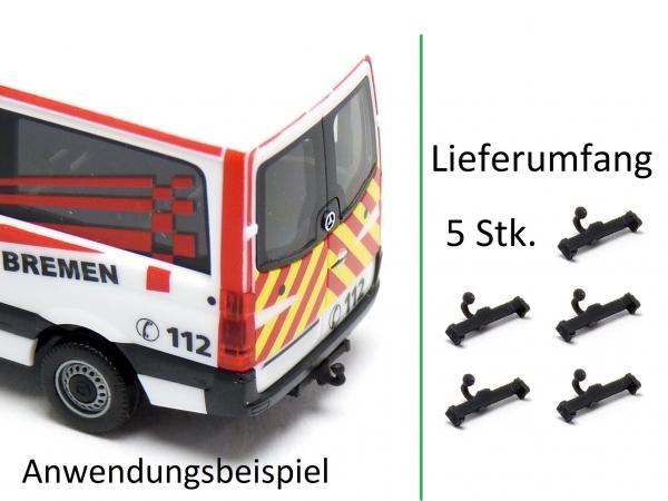 5x Anhängerkupplung für Transporter