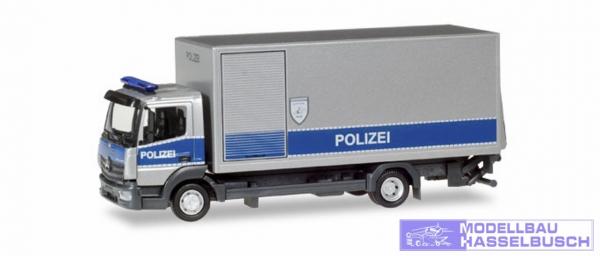 MB Atego`13 LKW Polizei HH En